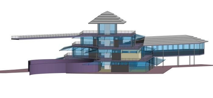 Revit Modeling Pier Design